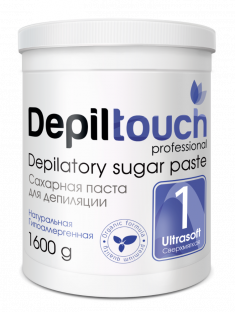 DEPILTOUCH PROFESSIONAL Паста сахарная сверхмягкая / Depiltouch professional 1600 г
