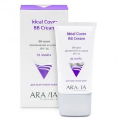 BB-крем увлажняющий SPF15 ARAVIA Professional Ideal Cover BB-Cream тон01 50мл