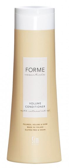 SIM SENSITIVE Кондиционер с маслом семян овса для объема нормальных, тонких и ослабленных волос / Forme Volume Conditioner 250 мл