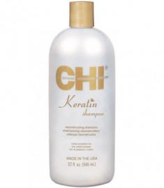 Шампунь кератиновый CHI Keratin Shampoo 946 мл