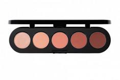 Тени прессованные палитра 5 цветов Make-up-Atelier Т34 гламурный шик, 10 г Make-Up Atelier Paris