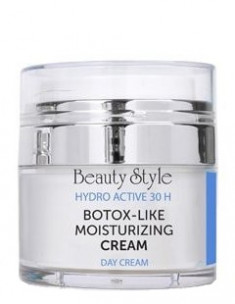 BEAUTY STYLE Крем увлажняющий дневной с ботоэффектом / Botox - like hydro active 30 мл