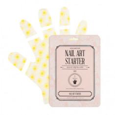 Kocostar, Маска-перчатки для рук и ногтей Nail Art Starter, 15 мл