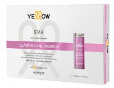 YELLOW Лосьон несмываемый для сияния волос / YE STAR LEAVE-IN SHINE INFUSION 6*13 мл