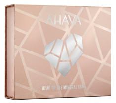 AHAVA Набор Минеральное трио классика (крем для рук 100 мл, крем для тела 100 мл, гель для душа 100 мл) / DEADSEA WATER
