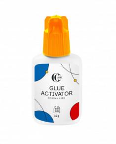 Активатор клея для ресниц CC Lashes Glue activator Korean line 15 г