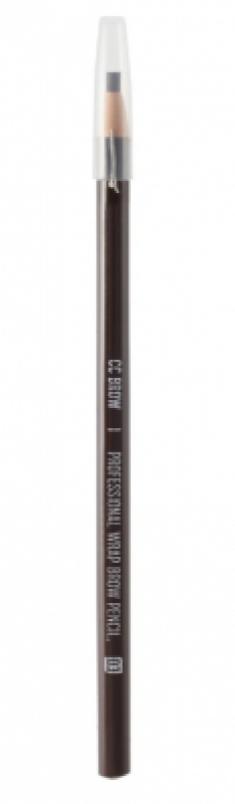 Карандаш для бровей CC Brow Wrap brow pencil 03 светло-коричневый