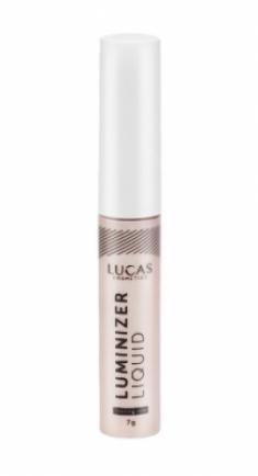 Жидкий хайлайтер Lucas' Cosmetics Luminizer Liquid №105 Sunset Rose, 7г Lucas' Cosmetics