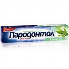 Зубная паста Пародонтол Зеленый чай 124г Свобода