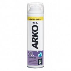 Arko MEN Гель для бритья Sensitive 200мл