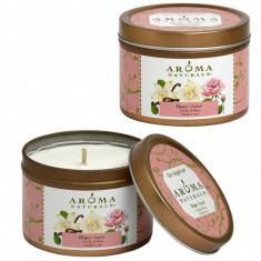 Aroma Naturals Свеча Надежда 80 г банка