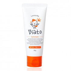Lacouvee Детский солнцезащитный крем Biato Suncream Spf 50+/Pa++++ 60г