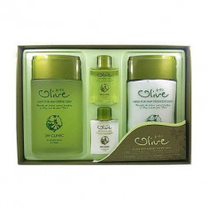 3W Clinic Олива Набор для мужчин Olive for man fresh 2 items set
