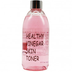 Realskin Тонер для лица Красное вино Healthy vinegar skin toner Grape wine 300 мл