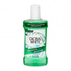 Global white Ополаскиватель освежающий Олива и петрушка 250мл