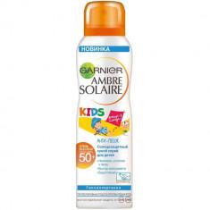 Garnier (Гарньер) АМБР СОЛЕР Детский солнцезащитный сухой спрей Анти-песок SPF50+ 200мл