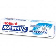 Новый жемчуг Зубная паста Отбеливающая 100мл НОВЫЙ ЖЕМЧУГ