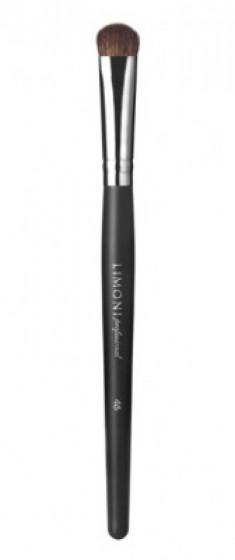 Кисть для теней и растушевки контура из натурального ворса LIMONI Professional Brush №46 1 шт