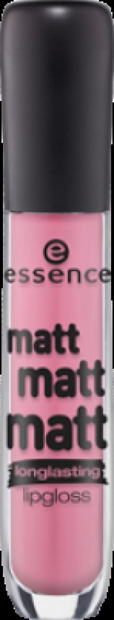 Блеск для губ Matt Matt Matt! Essence 01 la vie est belle